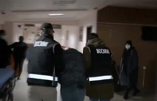 KKTC'de yakalanan FETÖ imamı Türkiye'ye...