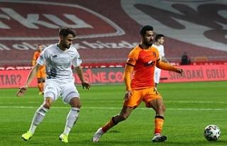 Konyaspor-Galatasaray maçında 7 gol