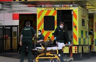 Londra'da Kovid-19 nedeniyle 'acil durum'...