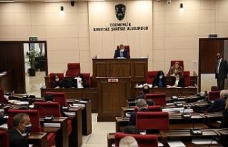 Meclis'te Divan dağılımı onaylandı, konuşmalar...