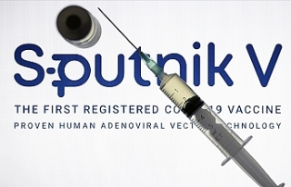 Rusya'da 800 binden fazla kişiye Kovid-19 aşısı...