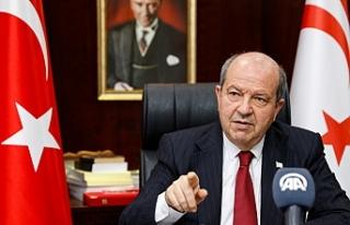 """Tatar: """"Bir anlaşma durumunda Rumlar da çok..."""