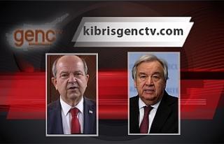 Tatar - Guterres görüşmesine ilişkin açıklama
