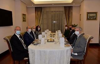 Tatar, Lillie ve İngiliz Dışişleri Bakanlığı...
