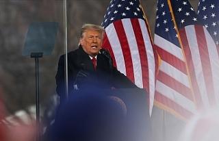 Trump'tan devir teslim açıklaması