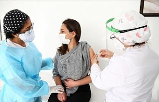 Türkiye'de Kovid-19 aşısı yaptıranların...