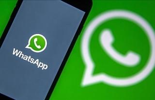 WhatsApp, gizlilik ilkesi şartlarının güncellenmesini...