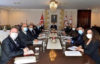 5+BM Gayri Resmi toplantısına hazırlık