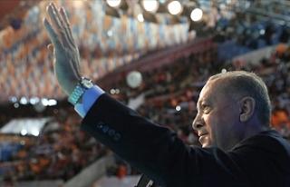 AK Parti'de 7. Olağan Büyük Kongre için geri...