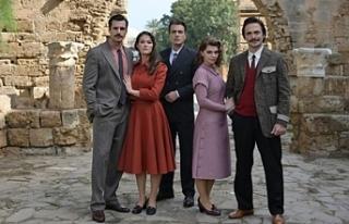 """""""Bir Zamanlar Kıbrıs"""" dizisi TRT'de..."""