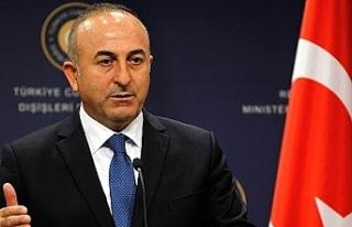 """Çavuşoğlu: """"Ermenistan'daki darbe girişimini..."""