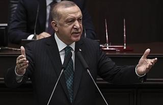"""Erdoğan'dan Miçotakis'e : """"Çılgın..."""