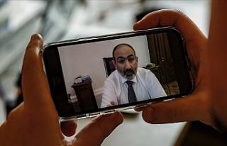 Ermenistan Başbakanı Paşinyan kendini istifaya...