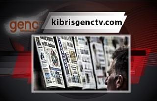 Fuat Oktay'ın KKTC temasları Rum basınında