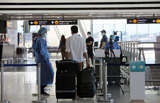 Güney Kıbrıs havaalanlarının ek tedbirlerle açılmasına...