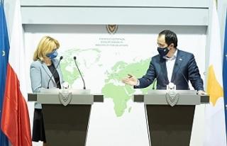 Güney Kıbrıs ve Polonya arasında niyet bildirgesi...