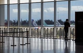 Güneyde turist sayısında yüzde 79,9'luk düşüş