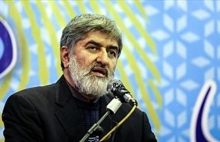 İran'da Eski Meclis Başkan Yardımcısı Ali...