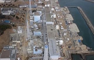 Japonya'da 13 şubat'taki depremde Fukuşima...