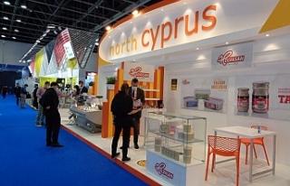 Kıbrıslı Türk Sanayiciler Dubai Gulfood fuarında