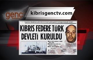 Kıbrıslı Türklerin ilk devletleşme tecrübesi...
