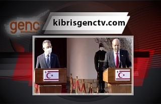 """Oktay: """"İki devletli çözümden başka Kıbrıs'ta..."""