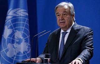 """Rum basını yazdı: """"BM Genel Sekreteri 5'li..."""