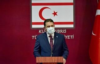 """Saner: """"Erdoğan'ın açıklaması Kıbrıs sorununa..."""