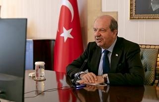 """Tatar: """"Artık 2 devletli çözüm modeli tartışılmaya..."""