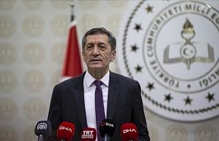 """Türkiye Eğitim Bakanı: """"Bazı illerimizdeki..."""