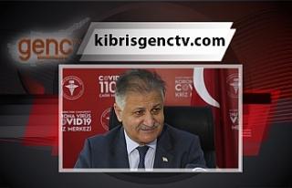 """""""Türkiye'ye gönderilen 20 pozitif vaka numunesinden..."""