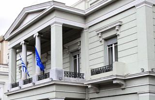 """Yunan Basın Sözcüsü: """"Konferans, Nisan 2021'nin..."""