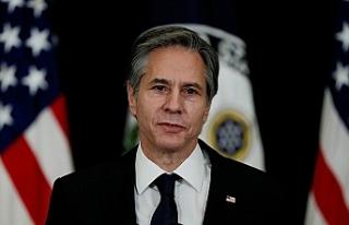 ABD Dışişleri Bakanı Blinken, Kıbrıs konulu...