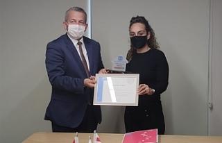 Albank'tan SOS Çocukköyü'ne destek