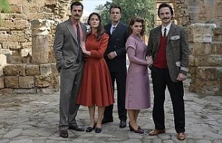 'Bir Zamanlar Kıbrıs' dizisi 1 Nisan'da...