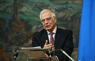 """Borrell: """"AB, Kıbrıs çözüm sürecinin BM..."""