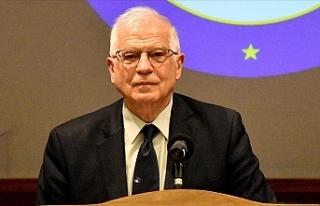 """Borrell: """"Türkiye ile aktif şekilde çalışmaya..."""