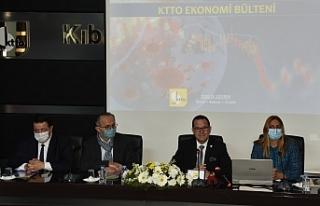 """Deniz: """"KKTC ekonomisi 2020 yılında yüzde 14,3..."""