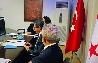 Ertuğruloğlu, BM Genel Sekreter Yardımcıları...