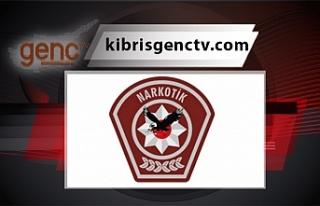 Gazimağusa'da uyuşturucu...2 kişi tutuklandı