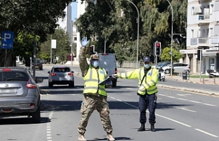 Güney Kıbrıs'ta vakalar artışta