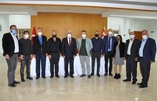 Güzelyurt Belediyesi Merkez Binası için imzalar...