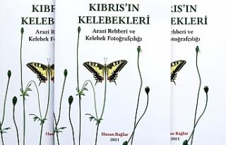 """Hasan Bağlar'ın """"Kıbrıs'ın Kelebekleri..."""