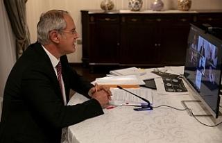 """Hasipoğlu: """"Cumhurbaşkanı Tatar, iki devletli..."""