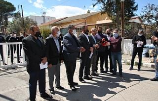 """Hellim üreticilerinden Avrupa Komisyonu'na """"Kıbrıslı..."""