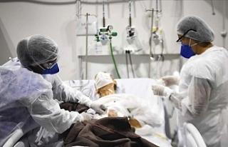 Kovid-19'da hastaneye yatış ve ölümleri yüzde...