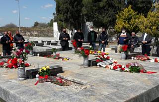 Muratağa'da 1974'te katledilen Emine Rüstem...