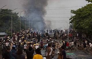 Myanmar'da ölenlerin sayısı 56'ya yükseldi