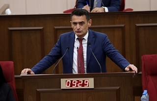 """Oğuz: """"Türkiye'den beklenen kaynak henüz gelmedi…..."""