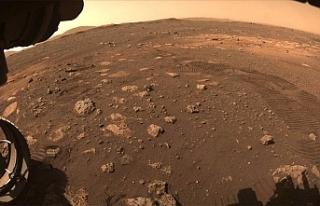 Perseverance keşif aracı Mars'ta ilk sürüşünü...